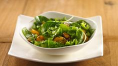 Asian flavors sparkle in this 20-minute salad!