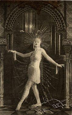 Betty Blyth, 1920s. @designerwallace