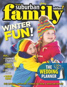 """WINTER FUN!"" issue of Suburban Family is here! http://www.chicagosuburbanfamily.com/winter-fun-issue-of-suburban-family-is-here/"