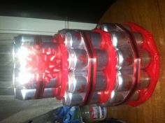 Molson Beer Can Cake! :)
