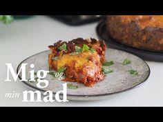 Tærte opskrift med kylling, chorizopølse og kartofler - se her