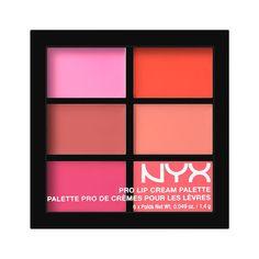 NYX Pro Lip Cream Palette THE PINKS $12