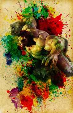#Hulk #Fan #Art. (Hulk) By: Dapper Dragon. ÅWESOMENESS!!!™