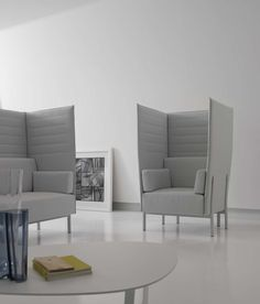 Eleven high back by #PearsonLloyd for #offices and #contract