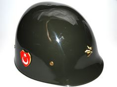 Turkish Army M1 helmet