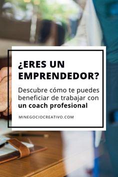 Cómo un coach profesional puede ayudar a emprendedores alcanzar sus objetivos  #desarrollopersonal #negocio #marketingdigital #emprendedor #coaching #emprendimiento #businesscoach Business Coach, Social, Marketing Digital, Blogging, Personal Development, Business, Board, Parts Of The Mass, Tips