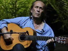"♫♫ Paco de Lucia ♫ Live at the Montreux Jazz Festival 2012 ♫♫  ""La barriga se sacia rápido, el espíritu no se sacia nunca.""  http://paulabarrozo.blogspot.com.br/2014/03/paco-de-lucia-live-at-montreux-jazz.html"