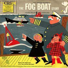 The Fog Boat Story (via Modern Kiddo) #ChildrensBook #fogboat