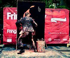 Festival in #Brighton Modern #Art