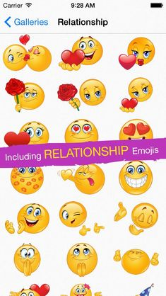 Xrated emoticons