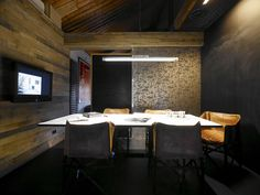Commercial Studo in Australia #interiordesign #interiorlighting