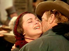 Ashley greets Melanie at the train depot when he arrives on a three day furlough. Wind Movie, Movie Scene, Gorgeous Movie, Victor Fleming, Movie Kisses, Epic Film, Olivia De Havilland, Tomorrow Is Another Day, Scarlett O'hara