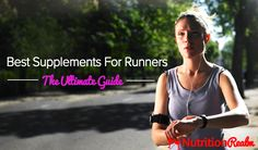 We created this guide for runners.Click here to find the best supplements for runners in our well detailed article for runners guide to using supplements.