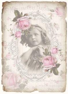 JanetK.Design Free digital vintage stuff: