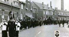 198 Begrafenisstoet Bet Kolen, Broekhovenseweg 1963