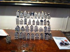 Are you a collector of KLM houses? Check out all of them in Little Kingdom by the Sea: 544 pages full of history and juicy stories about the colorful Dutch inhabitants since the 17th century. Great to have on your Kindle when traveling to Amsterdam!