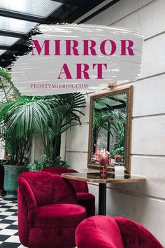 A huge mirror can be a gorgeous accent piece in a room. Have an  ornamental mirror in a living room to draw attention. You can make use  of a mirror with elaborate carvings, and a full-length mirror or an  oversize mirrors will make for excellent impact. It will immediately  lighten up the space and create a nice focal point in the room. Huge Mirror, Mirror Art, Mirrors, Any Images, Accent Pieces, Home Interior Design, Oversized Mirror, Traveling By Yourself, Wedding Photos