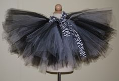 My House. My Canvas.: DIY No-Sew Toddler Tutu