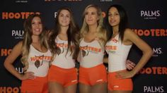 The World's Largest Hooters Opens at Palms Las Vegas