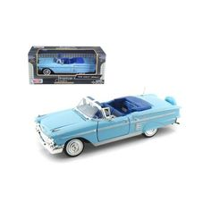 1958 Chevrolet Impala Blue Diecast Model Car by Motormax- scale diecast model car of 1958 Chevrolet Impala Blue die cast car model by Motormax.Brand new box.Has opening hood, doors, and trunk.Made of diecast with some plastic p Classic Car Restoration, Star Wars, Packing Boxes, Shop Usa, Rubber Tires, Diecast Model Cars, Chevrolet Impala, Land Rover Defender, Plastic Models