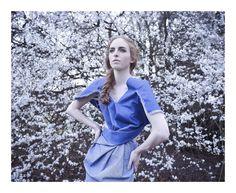 Photographer : Bianca Chanial  Designer & Stylist : Ambel Merono  Model : Eleanor Cooper  HMUA :  Currisa Cheng