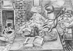frances hodgkins pencil different styles - Google Search Ludlow Castle, Auckland Art Gallery, Cosy Room, New Zealand Art, New Art, France, Portrait, Sewing, Drawings
