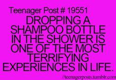 Hahaha! Stupid but true!