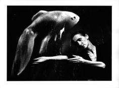 """""""Pina Bausch in Danzon"""", 1995, (c) photo : Maarten Vanden Abeele"""