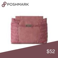 Miche Prima quilted Hope she'll in dusty rose Gorgeous quilted design in dusty pink color. One of Miche's specialty shells in honor of breast cancer awareness.  Shell only. New information plastic Miche Bags