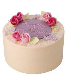 Peggy Porschen Cakes has a selection of Birthday cakes and cupcakes. Special Birthday Cakes, Beautiful Birthday Cakes, Happy Birthday, Caramel Drip Cake, Funfetti Kuchen, Peggy Porschen Cakes, Daisy Cakes, Cake Show, Order Cake