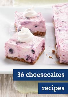 36 Cheesecakes For All Seasons – There's no time like the summer time to opt for an easy no-bake PHILADELPHIA cheesecake, made with love and delicious PHILADELPHIA Cream Cheese. Find delicious cheesecake recipes for every occasion here.