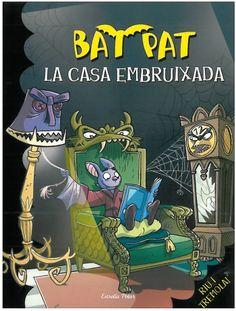 La casa embruixada | Bat Pat, Roberto Panavello - Catàleg: Llibre [Grup 62 Infantil Juvenil Educació]