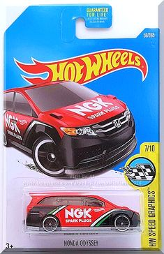 Odyssey Van, Honda Odyssey, Festa Hot Wheels, Hot Wheels Case, Swimming Pool Accessories, Graffiti Characters, Car Volkswagen, Matchbox Cars, Premium Cars
