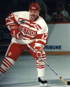 Gerard Gallant, 1991-92 season