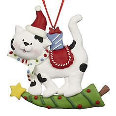 Buy John Lewis Cat Tree Decoration online at JohnLewis.com - John Lewis