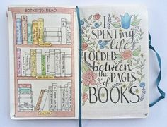 Bookcase Reading Log. Top 8 Bullet Journal Ideas for 2016 – Bullet Journal®