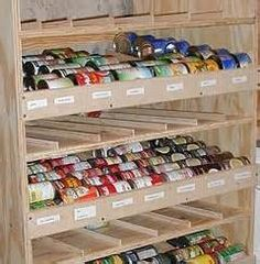 Rotating Shelf DIY To Keep Our Pantry Organized