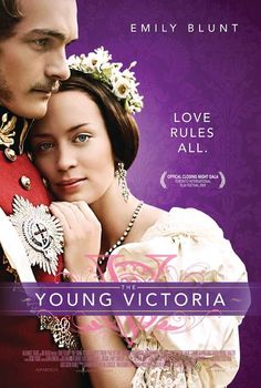 The Young Victoria (Canadian) 11x17 Movie Poster (2009)