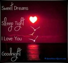 Good Night Romantic I love you