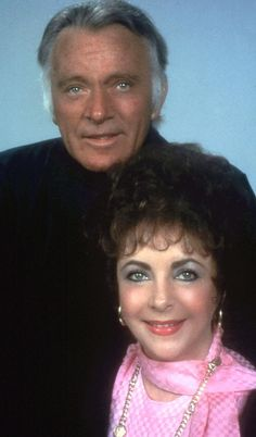"Mr. Burton & Miss Taylor.  My mother & I saw them in ""Private Lives"" and loved it."