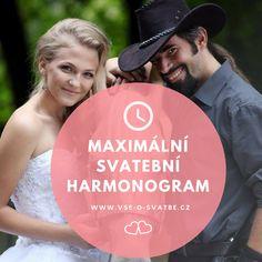 Harmonogram svatebních příprav od zásnub ke dni D. Svatební harmonogram. #svatba #svatebniden #harmonogram #plánování #plánovánísvatby Wedding Tips, Wedding Inspiration, Program, Weddings, Party, Marriage Tips, Wedding, Parties, Marriage