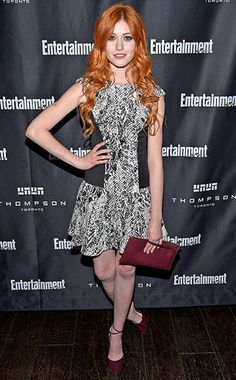 Katherine McNamara - Toronto International Film Festival 2015 - EW's Must List Party
