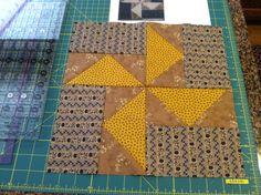 Louisiana Block made by Yolanda Iding.  I enjoy the stories from history.