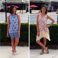 Jensine models latest fashion arrivals at #WalkOnWaterBoutiques