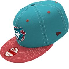New Era By You- create your own MLB hat. Very cool. Sports Hats 6346eef1701