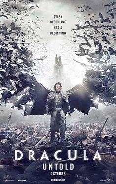 #DraculaUntold will open to 18.5M
