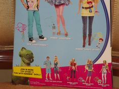 2009 Barbie Loves Ken Toy Story 3 Disney Pixar Mattel NRFB - Miniature Animal Lovin Ken included