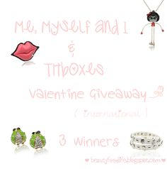 giveaway! :)