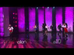 Fifth Harmony - Sledgehammer - The Ellen Show