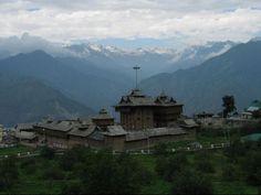 Sarahan, a beautiful hamlet in Himachal